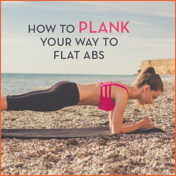 Learn why planking is one of the best things you can do for your abs.