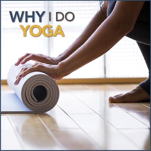 Yoga has so many benefits. Here's why I choose to practice yoga for myself.