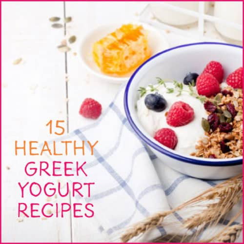 Try these versatile ways to include protein and probiotic rich yogurt in your recipes!