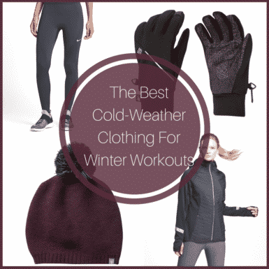 The Best Cold Weather Clothes for a Winter Workout