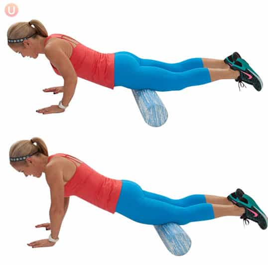 6 Foam Roller Moves To Loosen Tight Muscles