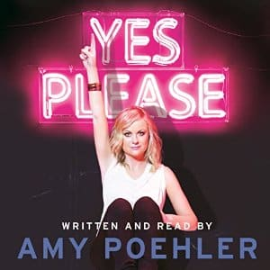 Yes Please Amy Poehler Audible Book