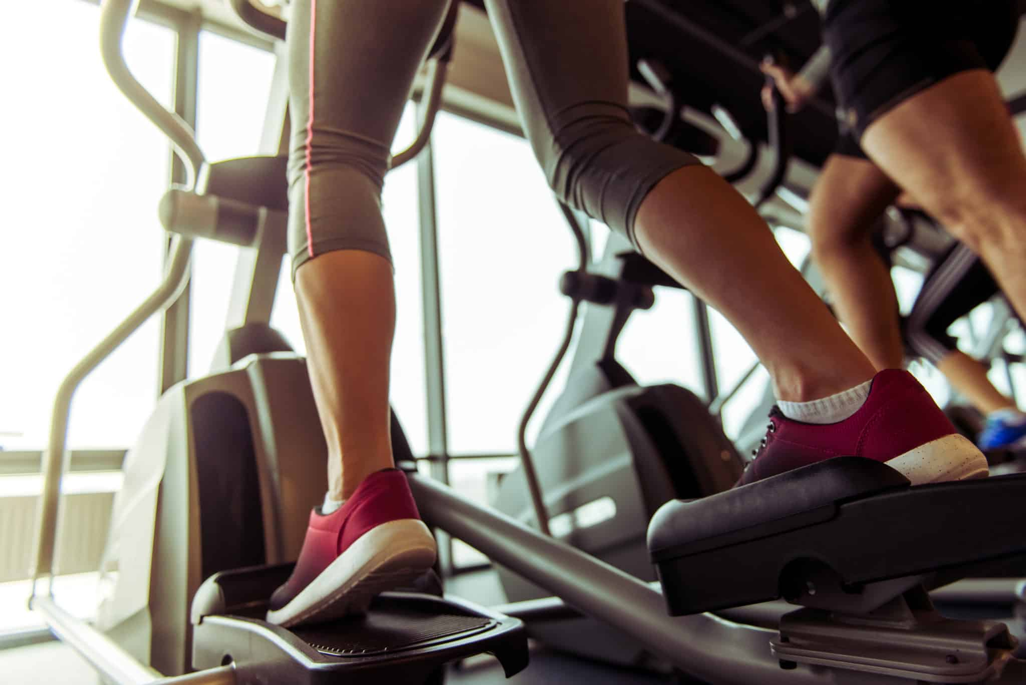 Try these intense interval-style elliptical workouts to boost your weight loss.