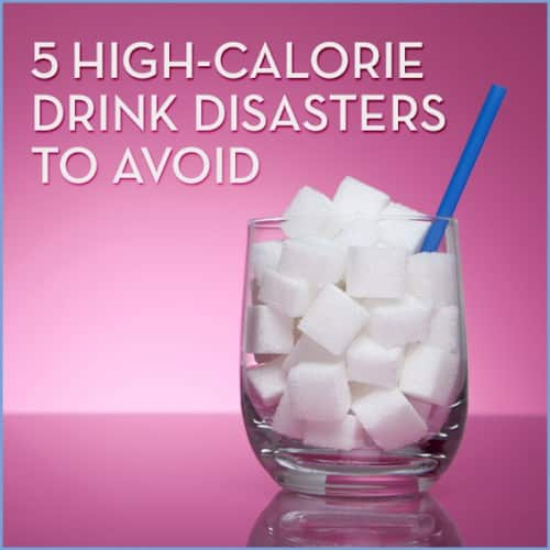Summer sipping? Avoid these high-calorie drink disasters!