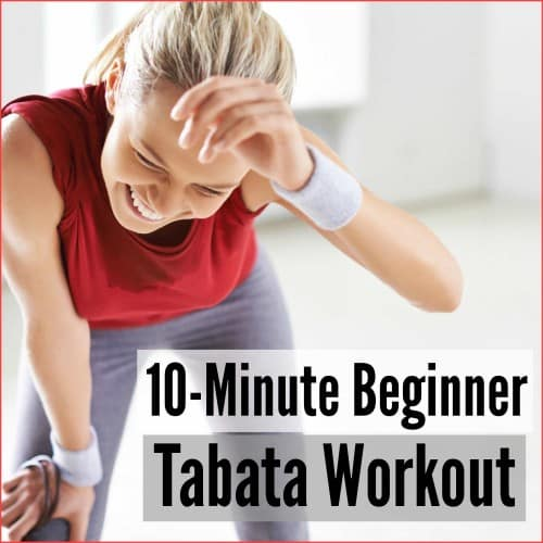 Try these Tabata exercises for a quick, challenging morning workout.