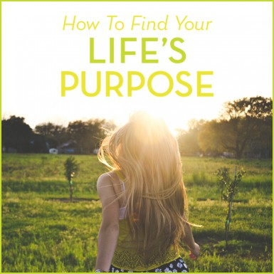 You can find your life's purpose by tapping into your character strengths.