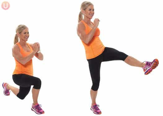 Kick-Through-Lunge-Exercise-6-Minute-No-Equipment