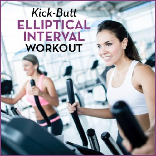Amp up the intensity of your usual gym workouts with this kick butt elliptical interval workout.