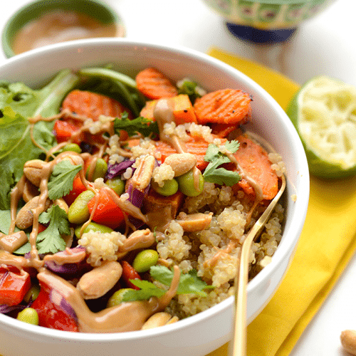 Learn how to make a buddha bowl with these 7 delicious recipes!