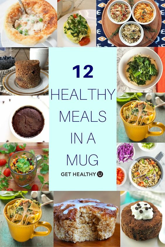 Try These 12 Healthy And Delicious Meal In A Mug Recipes For Single Serving Nutritious Meals