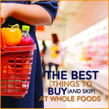 Want to shop at Whole Foods, but don't know where to start? Learn how to eat healthy on a budget at and score the best deals with these tips and tricks.