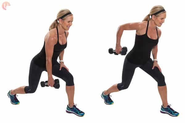This 20 Minute Upper Body Workout Builds Strength And Burns Calories