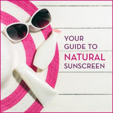 Think all sunscreens are created equal? Wrong! Check out our top rated natural sunscreens.