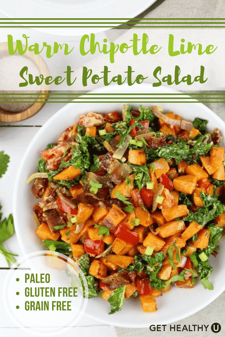 Check out this delicious, hearty, healthy salad recipe!