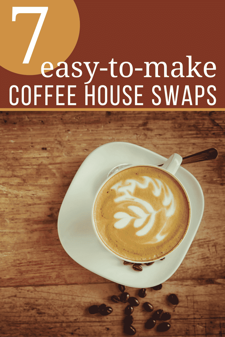 Here are 7 easy coffee shop swaps to make to keep your health in check while still indulging in your favorite coffee house snack and beverage combo!
