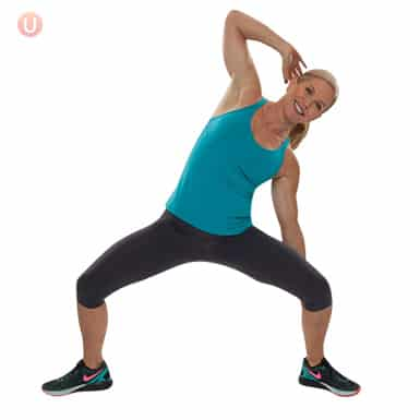 Use oblique burners to get rid of your muffin top.