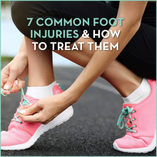d1ca5f015fe 7 Common Foot Injuries And How To Treat Them