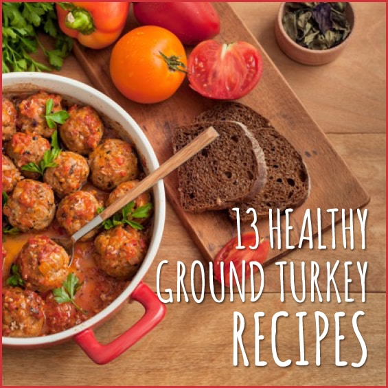 You won't miss the ground beef in these recipes that make ground turkey shine!