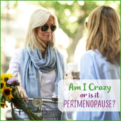 Learn the signs of symptoms of perimenopause